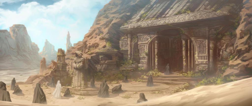 Image result for Desert Temples