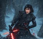 Kylo Ren - Star Wars Destiny