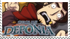 Chaos auf Deponia Stamp by YukiHunter