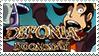 Deponia Doomsday Stamp by b0untyhunters