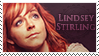 Lindsey Stirling Stamp by b0untyhunters