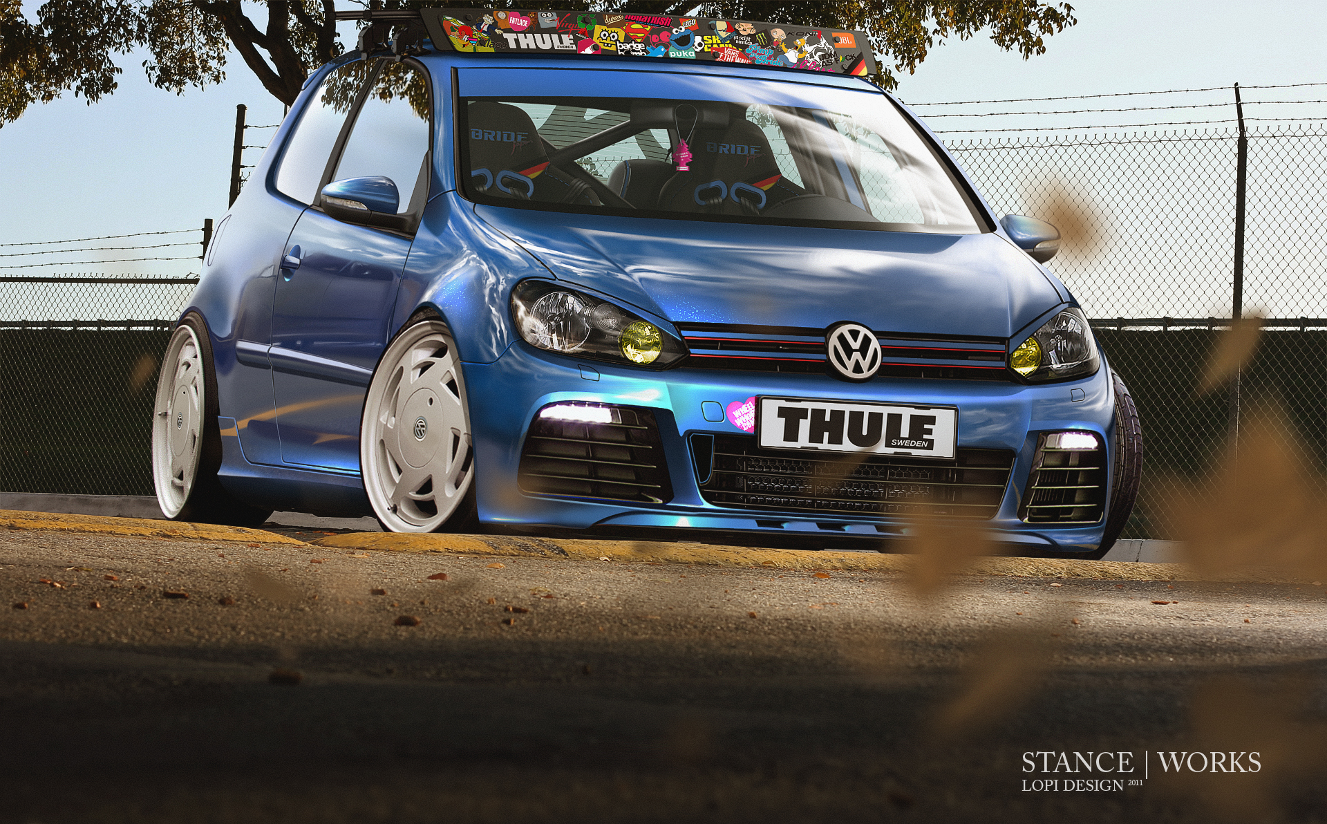 Volkswagen Golf V by Lopi-42