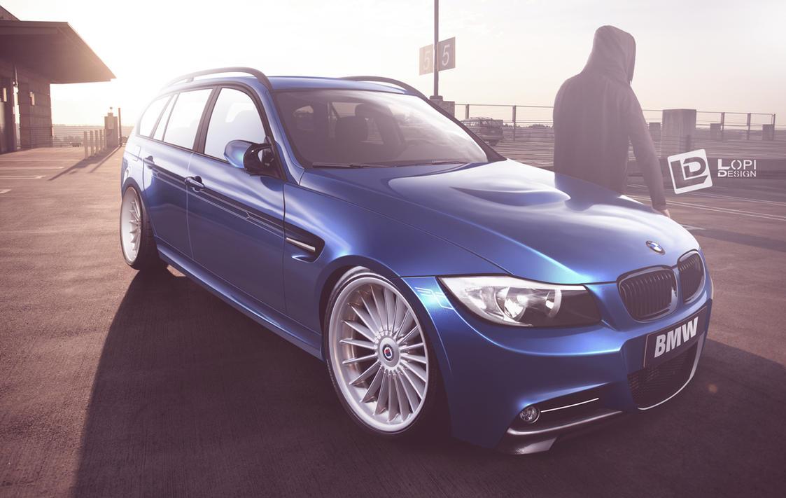 BMW E91 by Lopi-42