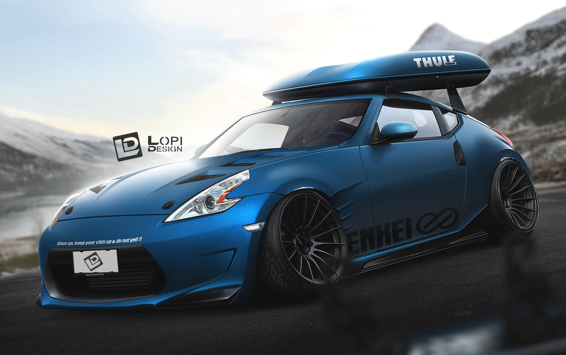 Nissan 370z by Lopi-42