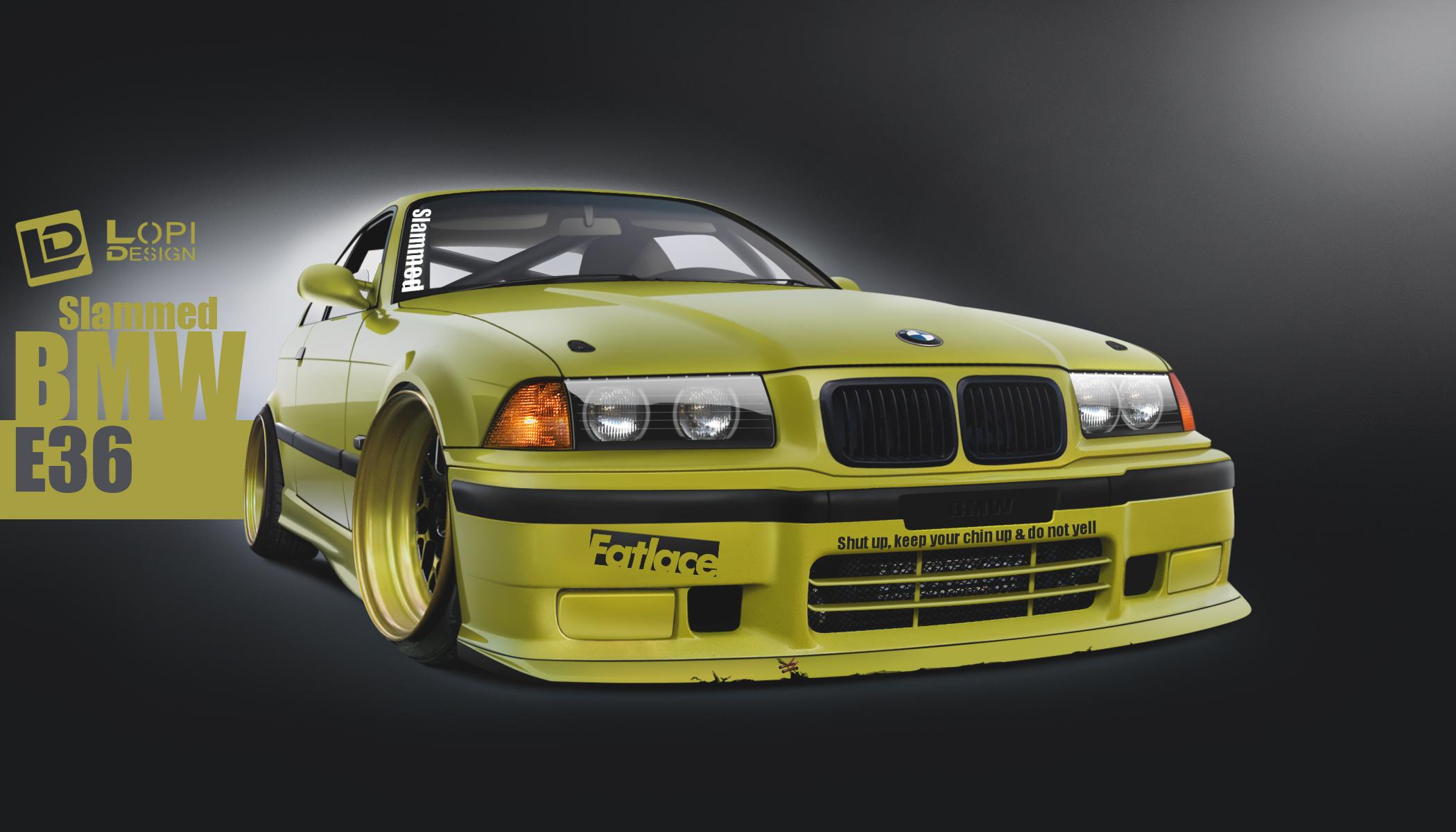 BMW E36 M3 by Lopi-42