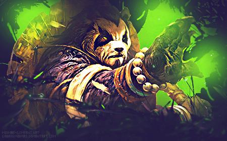 Panda_C4D by gabrielmoimas