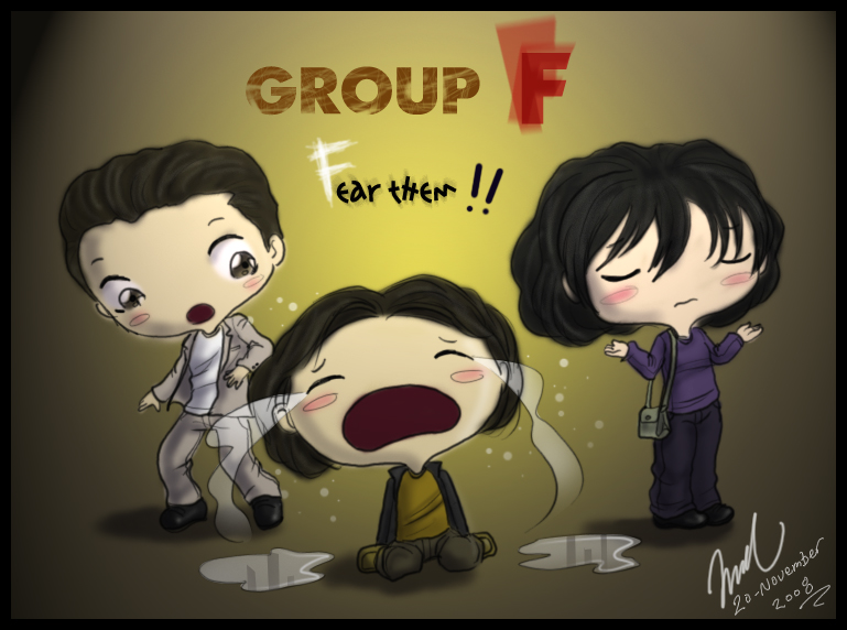 group F by kicky