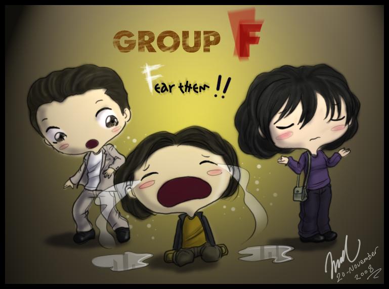 group F by kicky