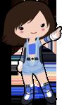 Asuka kazama emote by kicky