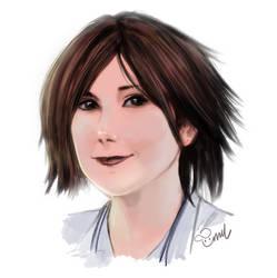 Giuly as Asuka