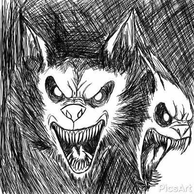 black demon by 99999BlackWolf99999