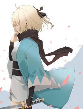 Okita Souji (Fate/Grand Order)