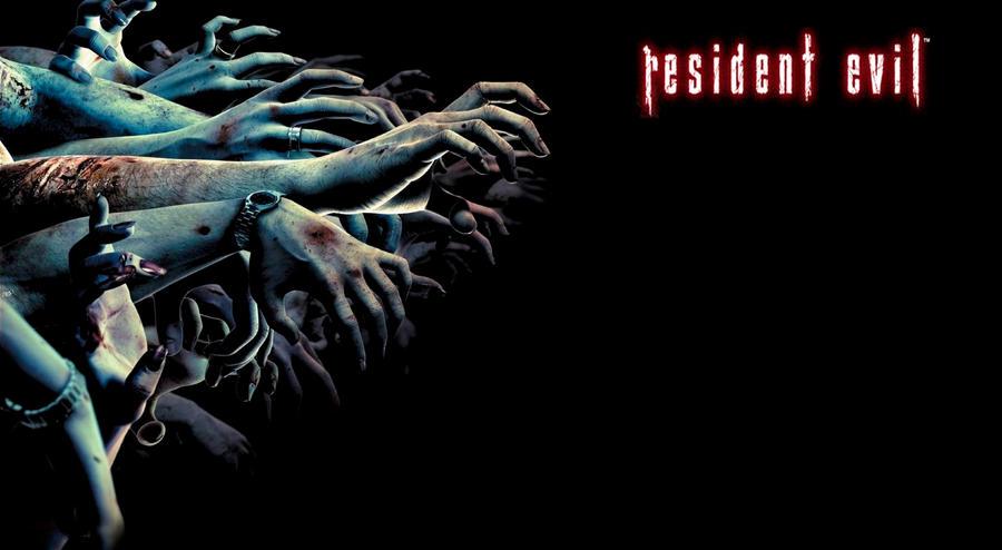Resident Evil Wallpaper By Exidor02 On Deviantart