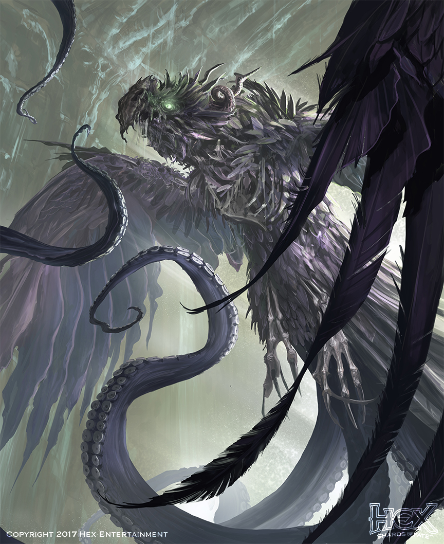 Eldritch thunderbird by maximechiasson on deviantart - Eldritch wallpaper ...