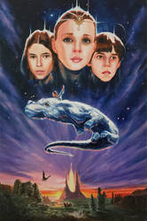 The Neverending Story by MaximeChiasson