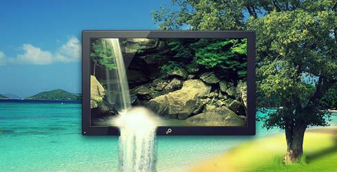 Television by Kamofudge