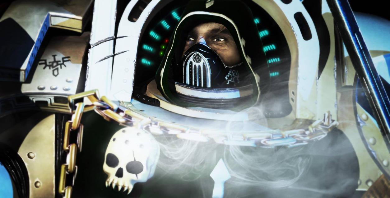 Dark Angels Announcement image, Space Hulk by lobaud