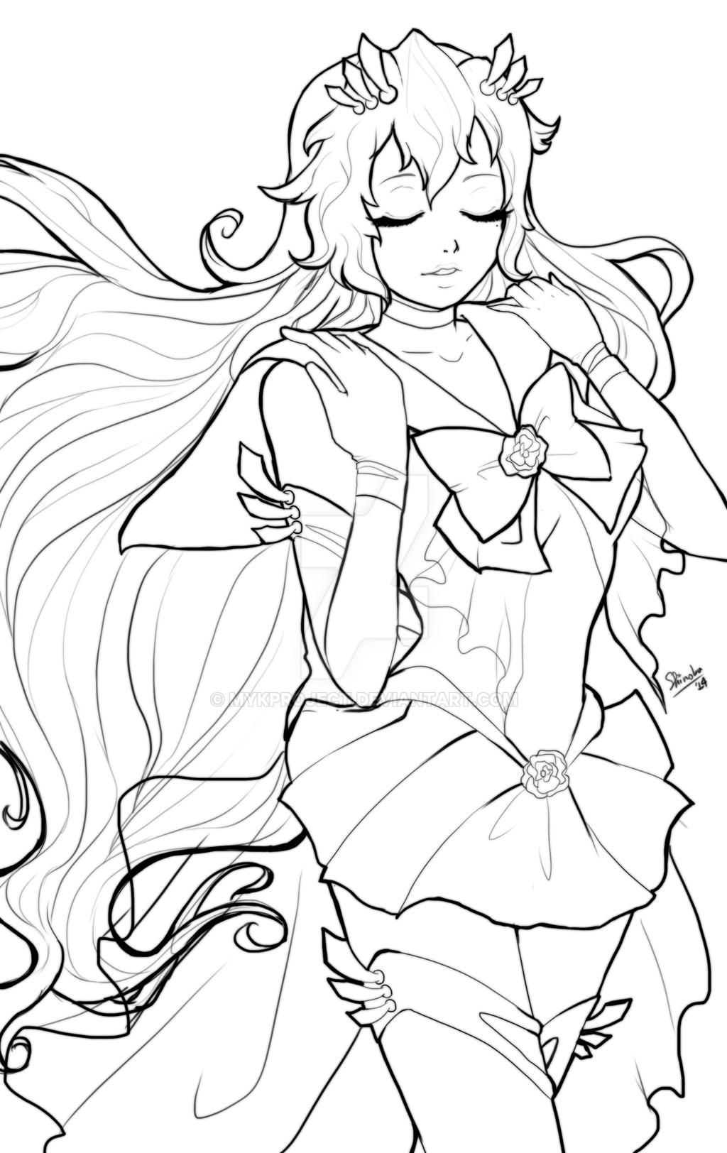 +Sailor Vanity -Fan Art+ by MYKProject