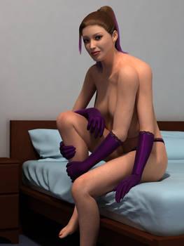 Violet 30