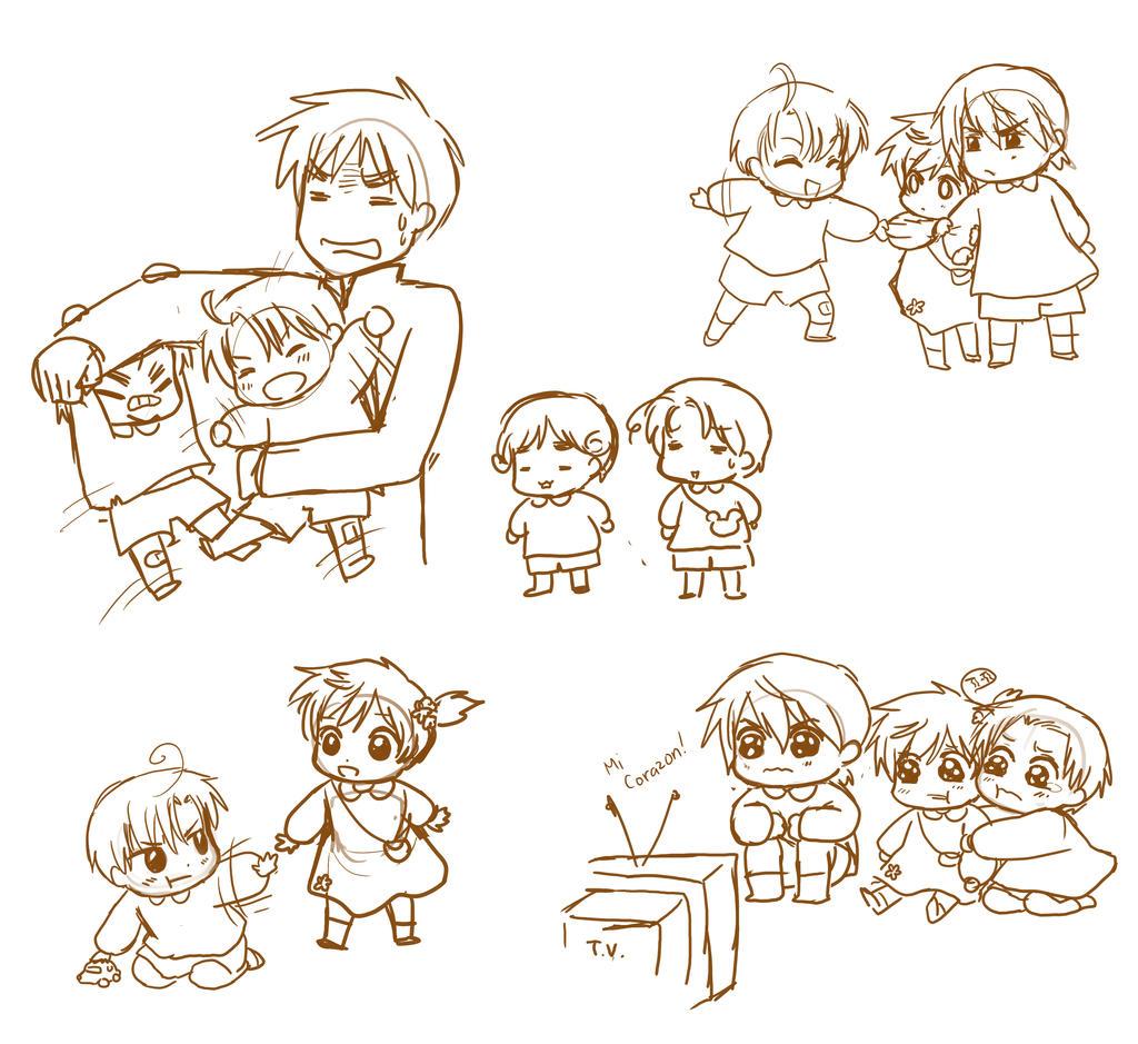 Preschool Babies by AskFelipinas