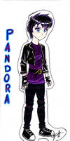 Pandora Anime