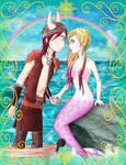 El Vikingo y la Sirena