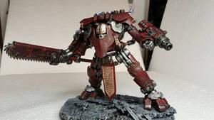 Grey Knights Dreadknight by Hellblade87