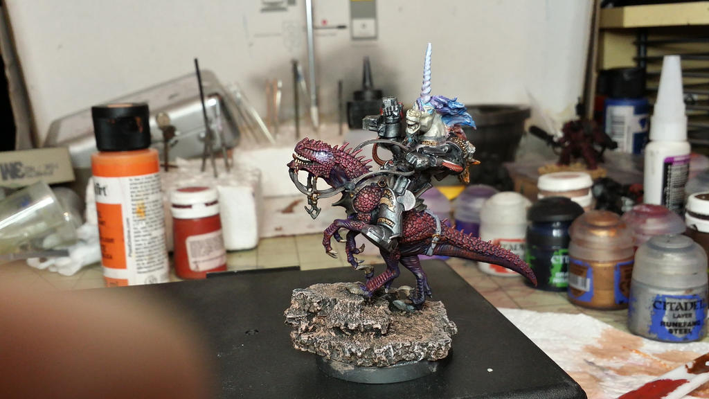 Trials of Draigo character/ My new badass GK HQ by Hellblade87