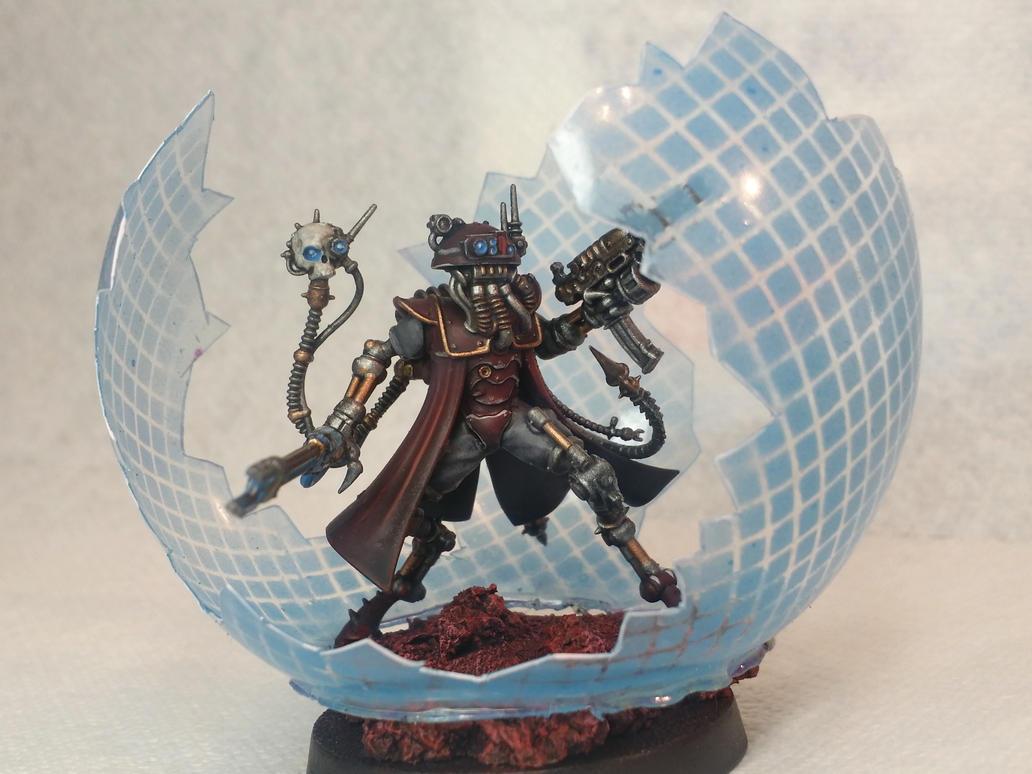 Adeptus Mechanicus Infiltrator Princepts by Hellblade87