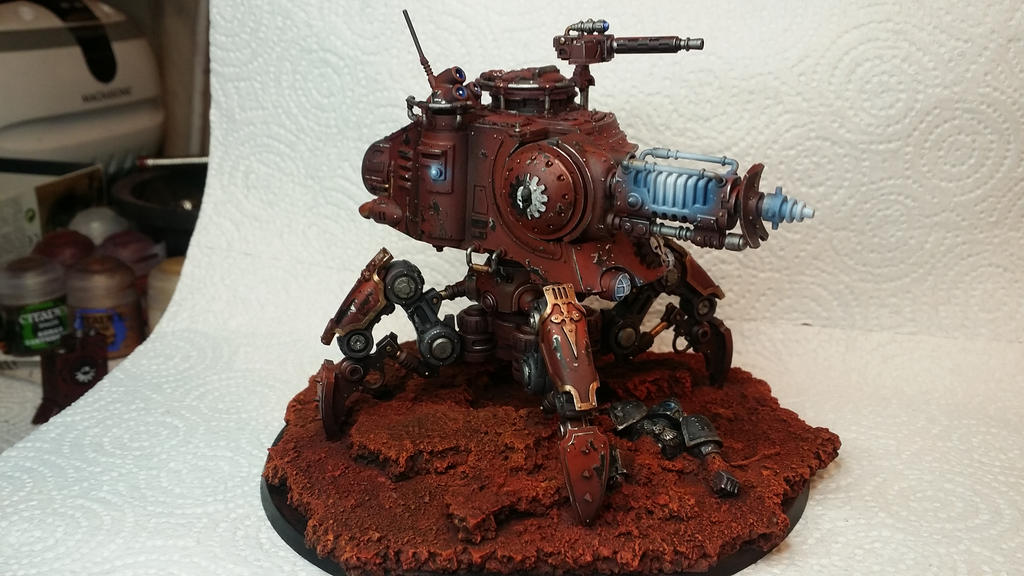 Onager dunecrawler pic 2 by Hellblade87