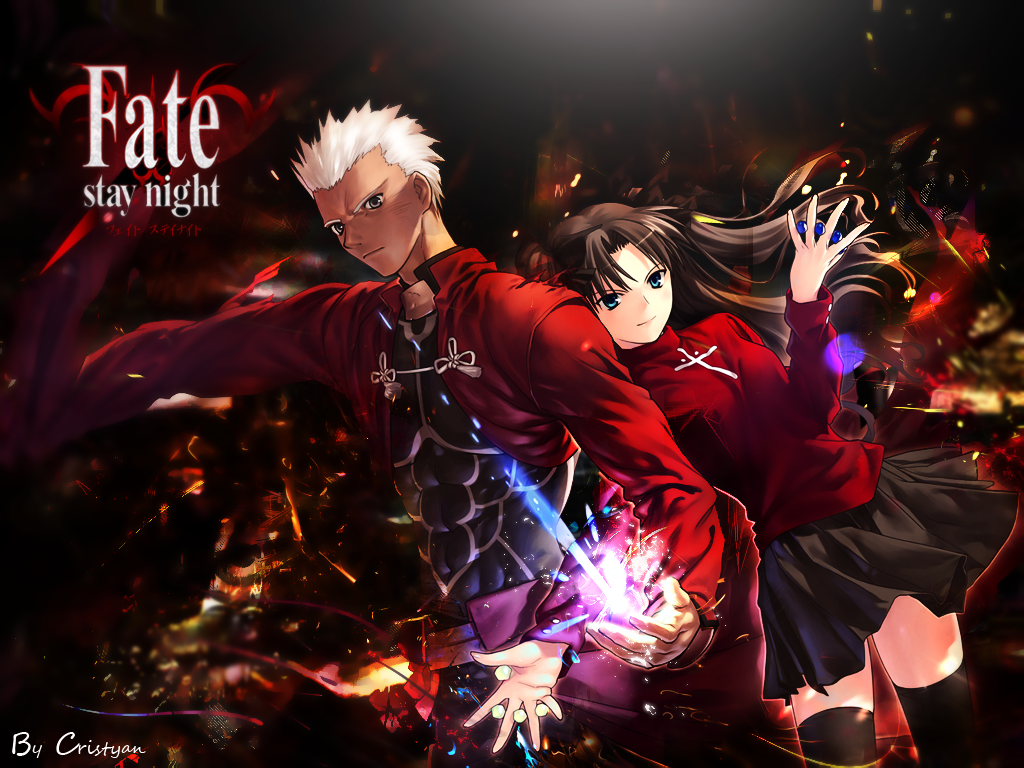 Fate Stay Night By Cristyan31 On Deviantart