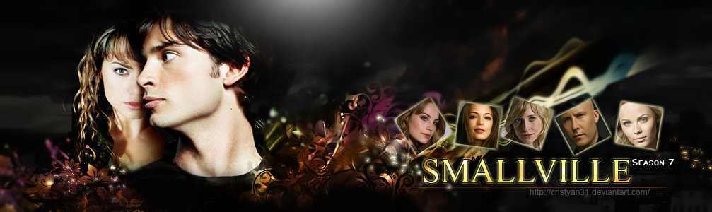 SMALLVILLE  Headers Smallville_H__by_cristyan31
