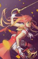 Magical Girls by Neverominin