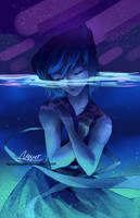 The Ocean Gem by Neverominin