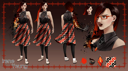 Afterlife OCT: Irene Yeung Ref by Neverominin
