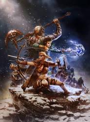 [Diablo II] Last Stand by MateuszWisniewski