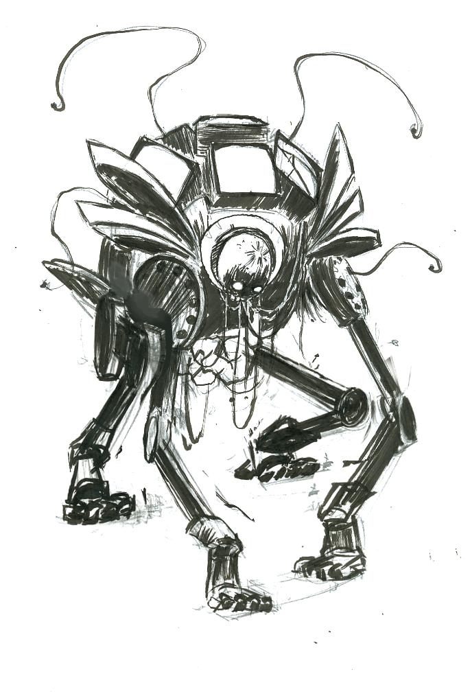 RobotMonkey by Black85