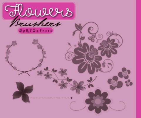 -Flowers-Brusher-By:AlSadness