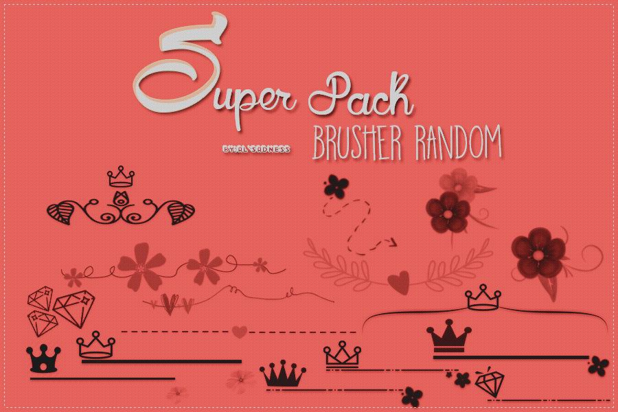 Previa-Super Pack-Brusher ByAlSadness by BySadnessAl