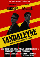Vandaleyne (2015) - Poster Red and Yellow version by Pajan005