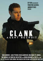 Clank: Agent Recruit (2015) - New Format Poster by Pajan005