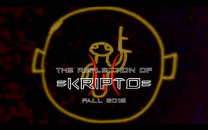 The Reflection of Kripto (2016) - Logo Poster by Pajan005