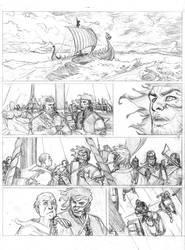 Vikings1 pencil