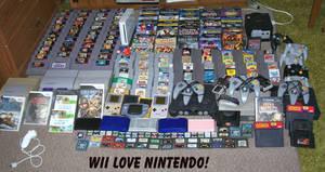 Wii love Nintendo by Kano-Earendil