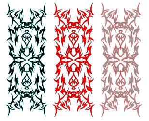 Communist Arm Bands by Squerlli