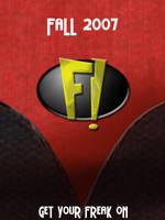 Freakazoid Teaser Poster by DorkZombie