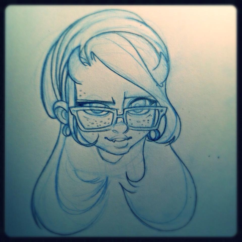 doodle wip by kiska242