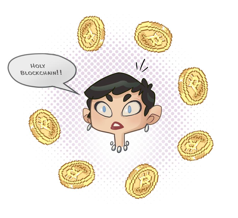 holy blockchain by kiska242