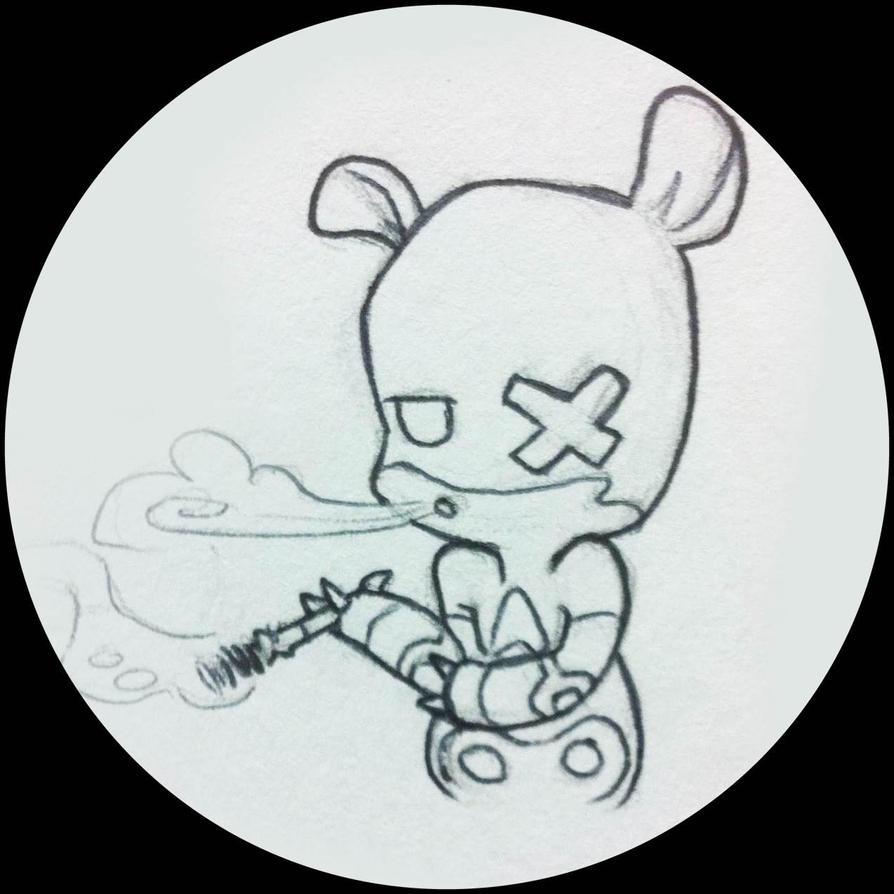 deadbear by kiska242