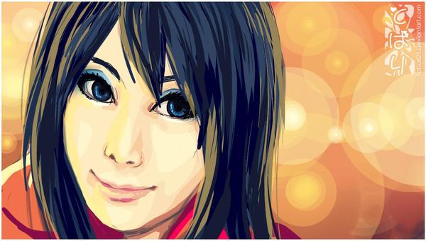Portrait by AoiTorix